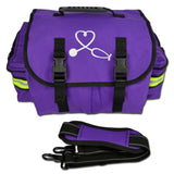 Small Purple First Responder Bag - Not Stocked