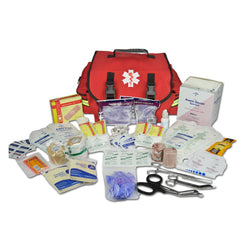 Small First Responder Bag with Basic Fill Kit