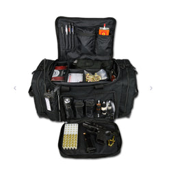Police Duty Range Bag