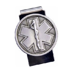 Star of Life Money Clip