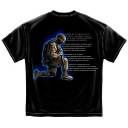 A Soldiers Prayer T-shirt
