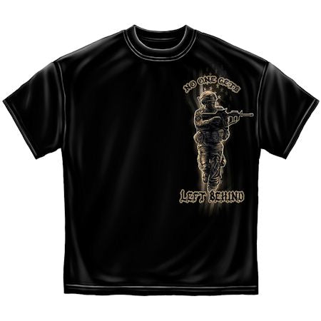 No One Gets Left Behind Brotherhood T-shirt