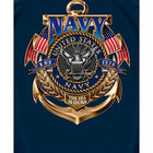 US Navy The Sea Is  Ours Tshirt