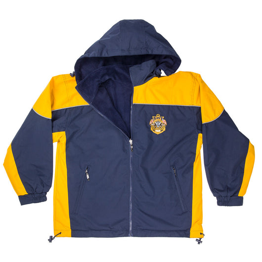 Reversible Jacket  Waterproof Polar Fleece – US Navy