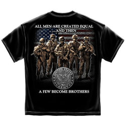 US Army A Few Become Brothers T-shirt