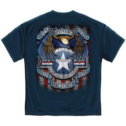 US Air Force Duty Honor Country T-shirt