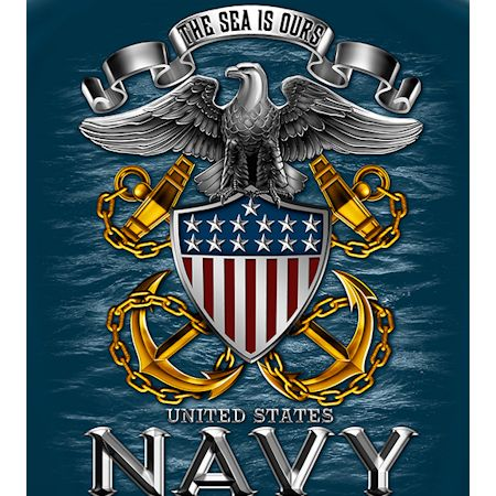 The Sea Is Ours US Navy