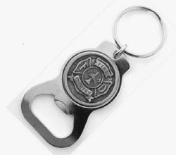 Fire Dept Key Chain/Bottle Opener