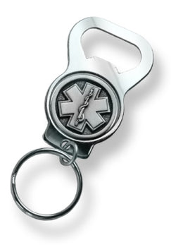 EMS Key Chain/Bottle Opener