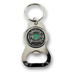 Irish Maltese Bottle Opener and Key Chain