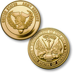 United States Army Reserve Coin