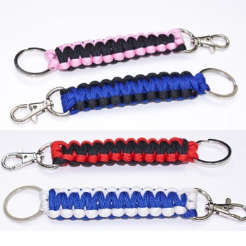Survival Cord Key Chain Paracord