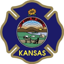 State-Kansas Decal
