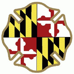 State-Maryland Decal