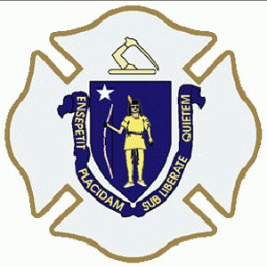 State-Massachusetts Decal