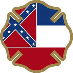 State-Mississippi Decal