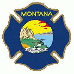 State-Montana Decal