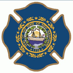 State-New Hampshire Decal