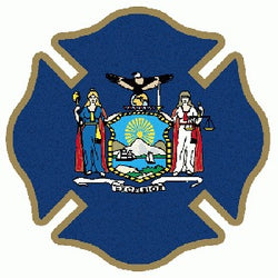 State-New York Decal