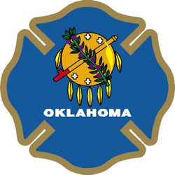 State-Oklahoma Decal
