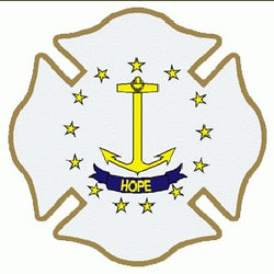 State-Rhode Island Decal