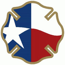 State-Texas Decal