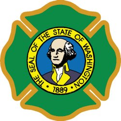 State-Washington Decal