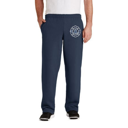 Firefighter Sweat Pants with Pockets