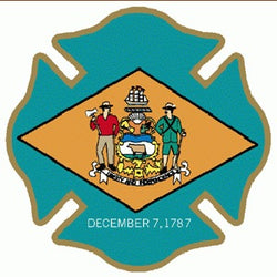 State-Delaware Decal