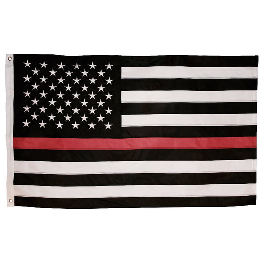 Thin Red Line American Flag- Made in USA