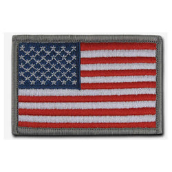 USA Flag Canvas Patch
