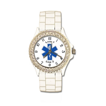 Personalized Star of Life  Watch