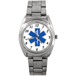 Star of Life Silver  Watch