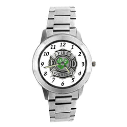 Irish Silver Engravable Watch
