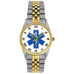 Star of Life 2-Tone Watch