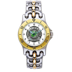 Irish 2-Tone Engravable Watch