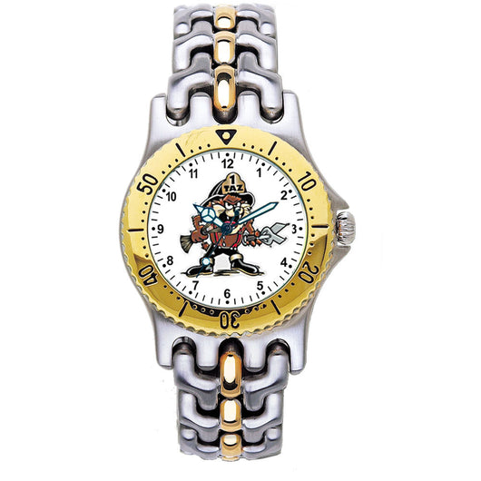 Fire Dept Tasmanian Devil 2-Tone Engravable Watch
