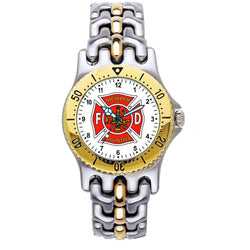 Volunteer 2-Tone Engravable Watch