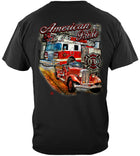 American Pride Firefighter T-Shirt