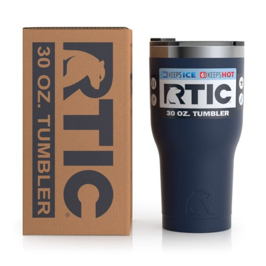 FFC 343 Engraved RTIC 30 oz Tumbler