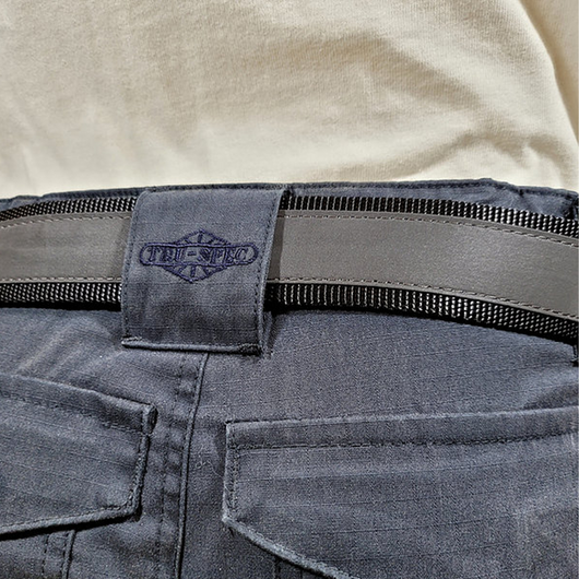 SGT MAGNA Safety Station Belt with Magnetic Buckle