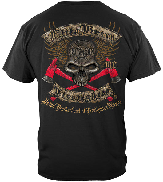 United Brotherhood of Firefighter Bikers T-shirt