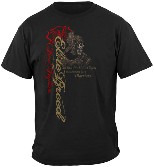 Elite Breed Firefighter Warrior T-Shirt