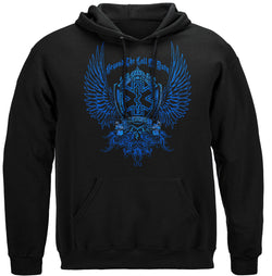 EMS Girls Beyond The Call Of Duty Hooded Sweat Shirt