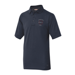 Customized TRU-SPEC Short Sleeve Duty Polo with Maltese Embroidery