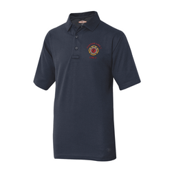 Customized TRU-SPEC Short Sleeve Duty Polo with IAFF Embroidery