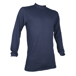 TRU-SPEC XFIRE Long Sleeve Firefighter Duty T-Shirt in Navy