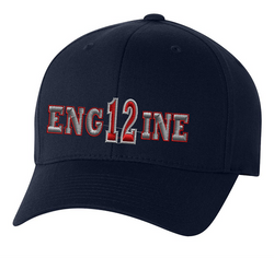 Personalized Engine FlexFit Hat