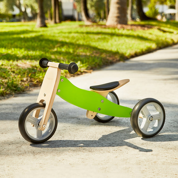 NANO / 2-in-1 Balance Bike - GREEN