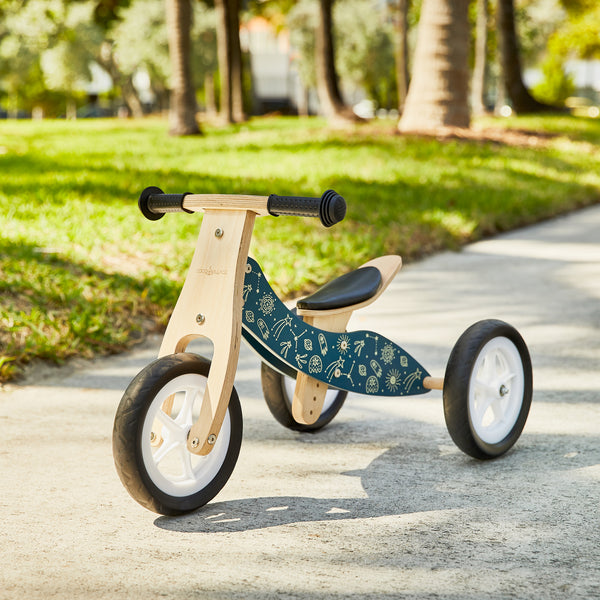 MINI / 2-in-1 Balance Bike - SPACE